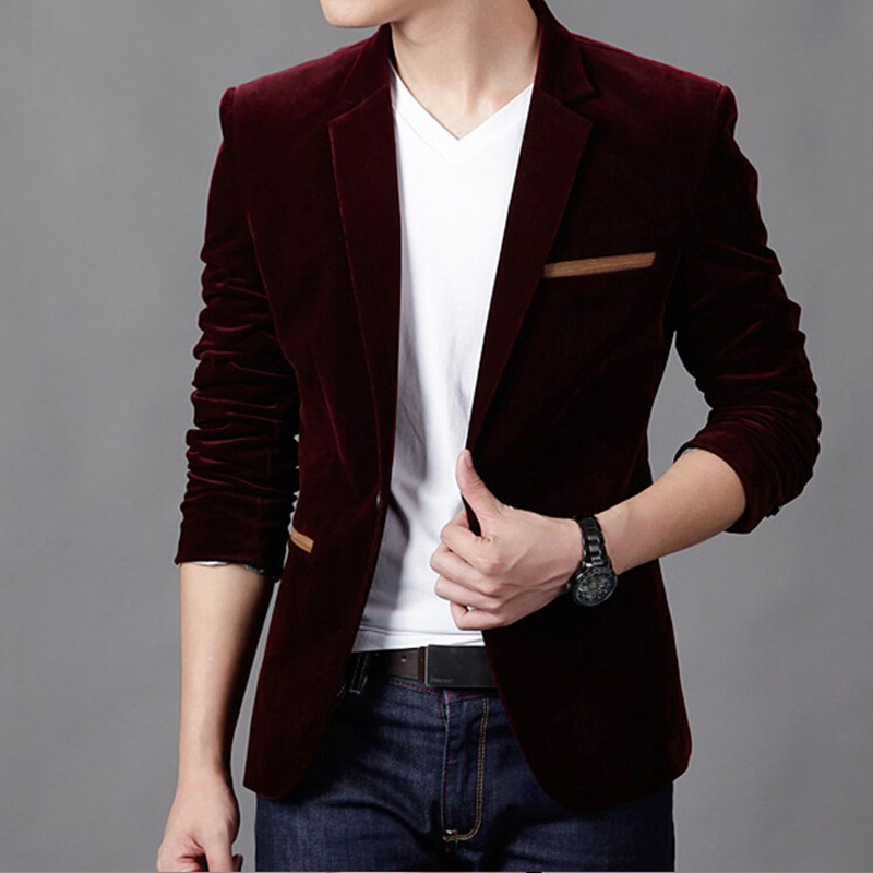 Casual suit styles for men