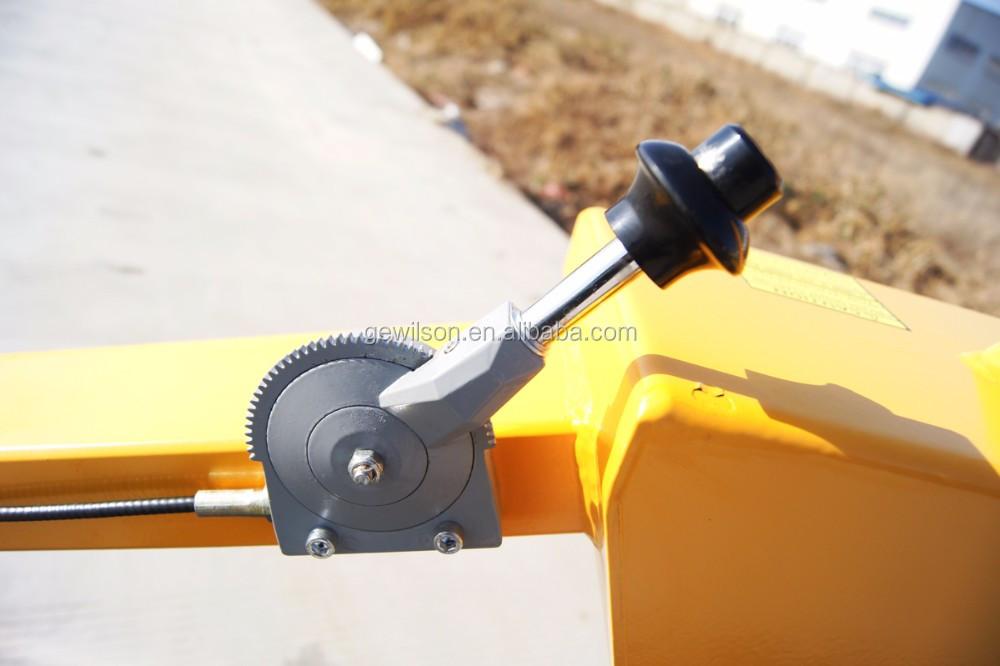 manual mini vibratory road roller for asphalt soil