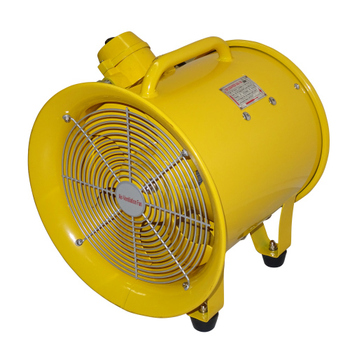 Atex 300mm Portable Axial Blower Extractor Dual Function