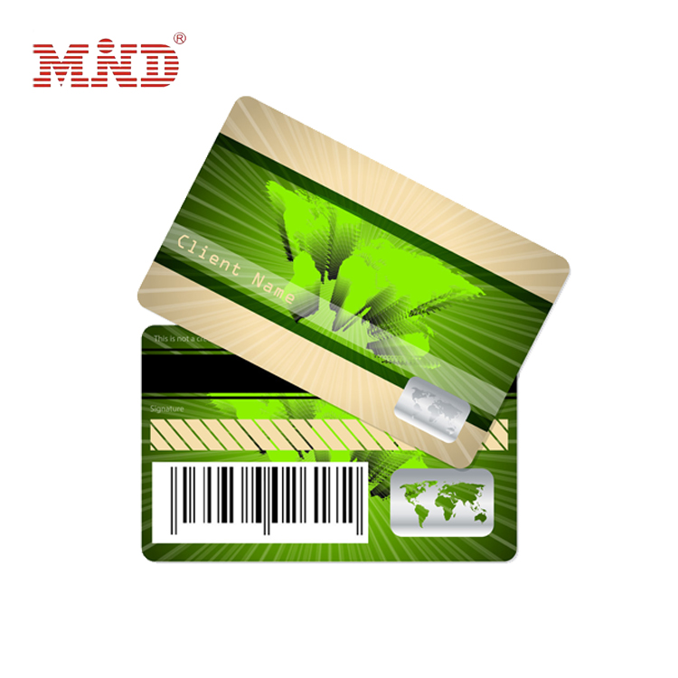 MIND Plastic card with serial number printing/pvc membership card with qr code