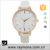 wrist hand CE RoHS certificate fashional cheap wrist watches for women with straps