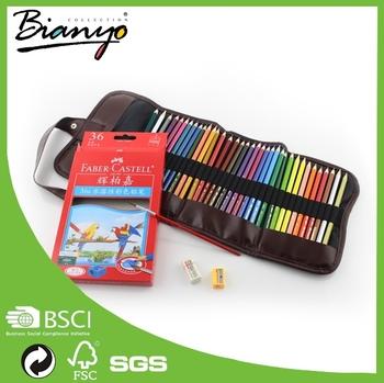 Oem Professional Faber Castell Wood Artist Color Pencils 48 Set ...