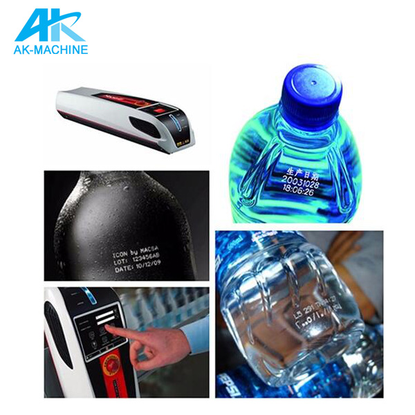 Perfect Laser Printer For Plastic Bottle /  Inkjet  Date Printer