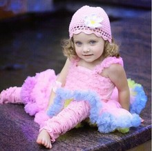 Wholesale Fluffy Rainbow Pettiskirt Colorful Baby Halloween Girl Dance Pettiskirt Party Fluffy Dance Skirt Pettiskirts