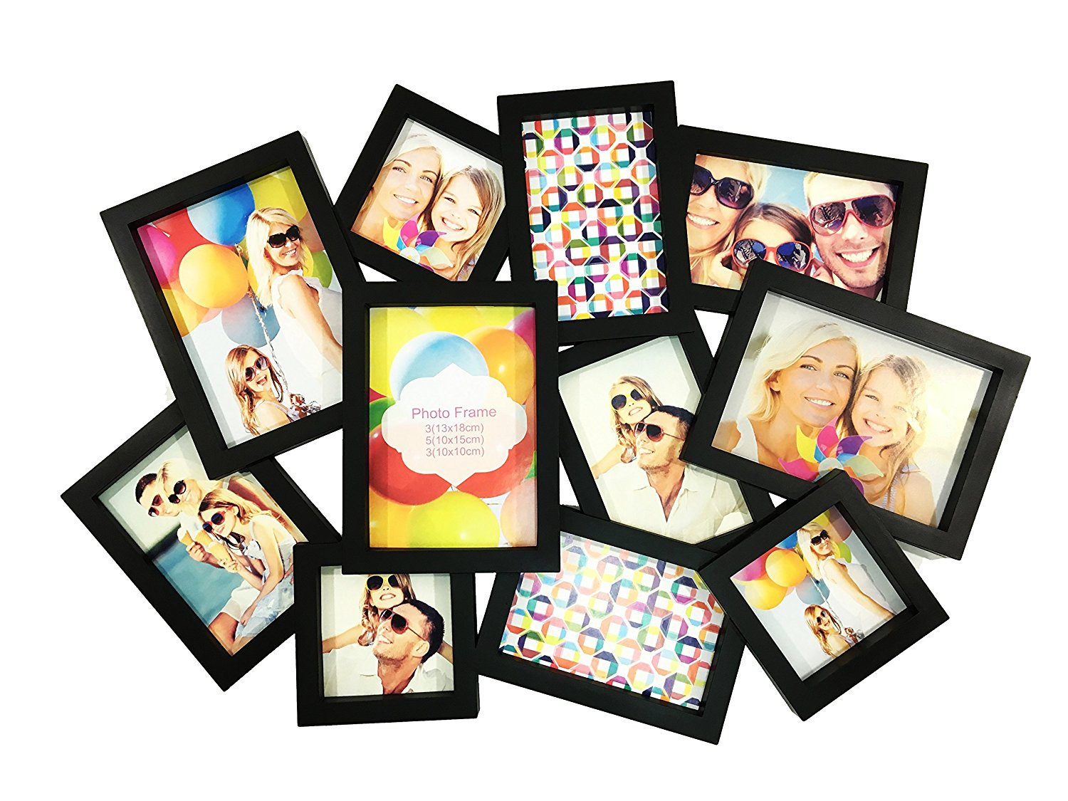Buy Bestbuy Frames Puzzle Style Collage Picture Frame 11 Opening 3