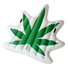 Weed leaf pool floatie