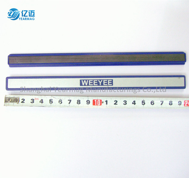 Magnet Application Colorful Strong Whiteboard Magnet with Measurement, Magnetic Ruler