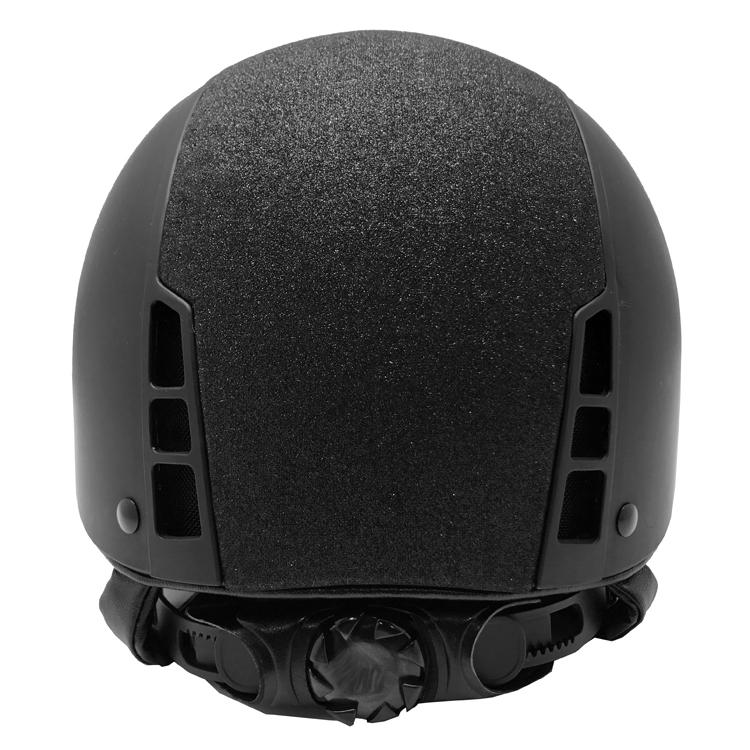 Elegant-Riding-Helmet-Horse-Cover-H08-With