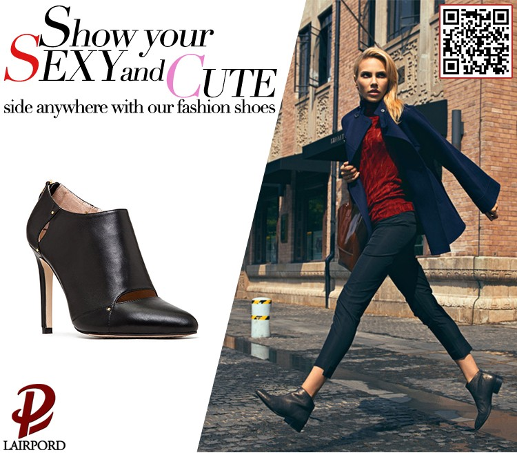 2018 New model sexy fashional high quality women fashion pencil heel shoes
