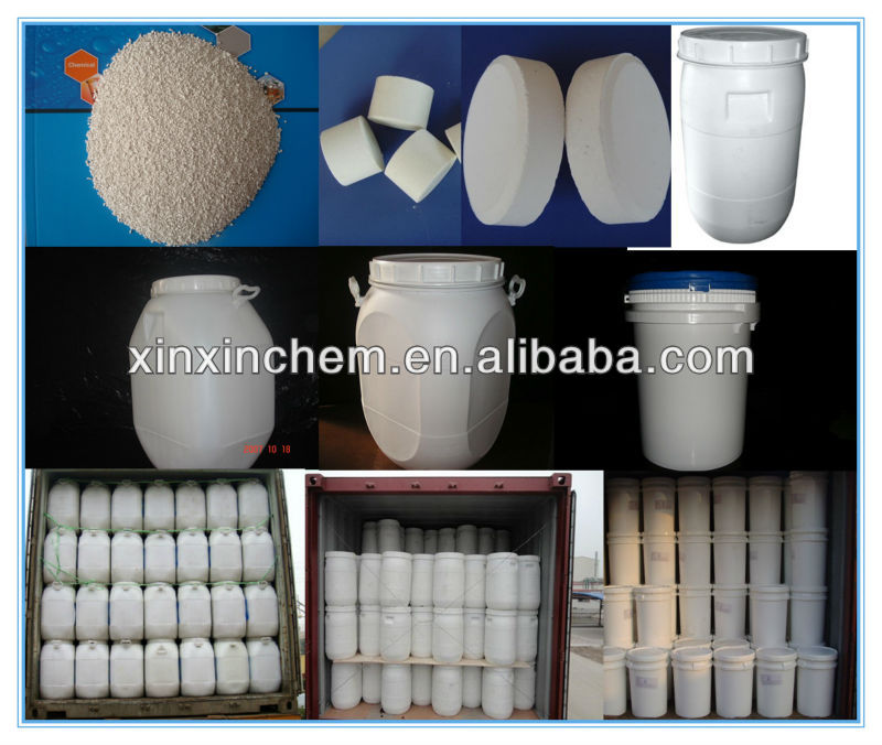Calcium Hypochlorite 70 Sodium Process