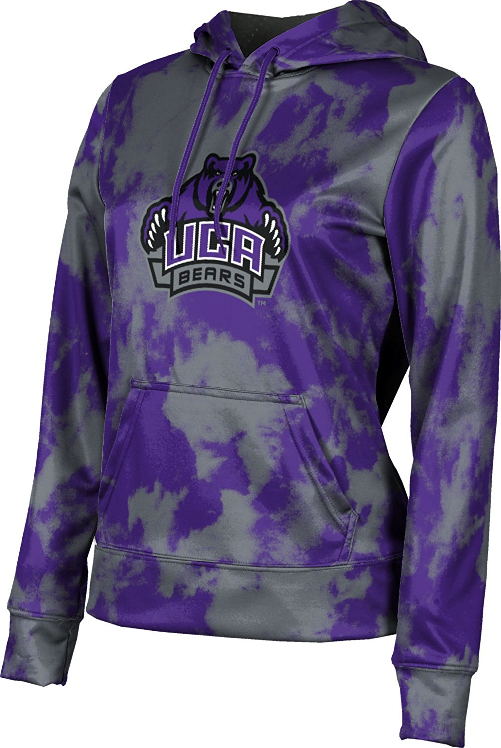 ProSphere Girls' University of Central Arkansas Grunge Pullover Hoodie