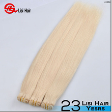 100% Remy Brazilian Human Hair Extensions machine used to weave hair