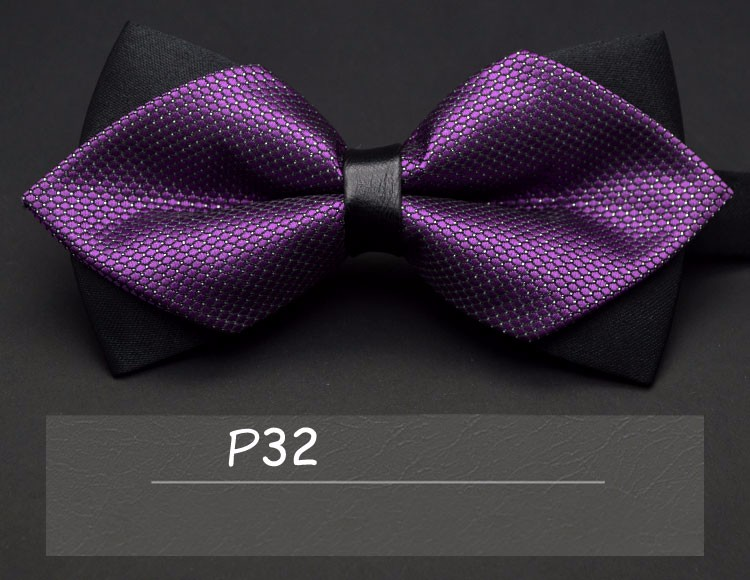 21dedceb55b6 2016 high-grade newest butterfly knot men's accessories bow tie black red  cravat formal commercial suit wedding ceremony | FASHION BookFace - Leading  Global ...