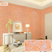 1 кг Европейская защита, волоконная краска, 3D обои, водонепроницаемый ТВ фон, декоративная краска для стен, краска для спальни, настенная бум...(Китай)