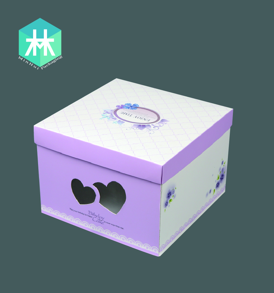 Phenomenal Customized Special Design Fresh Birthday Cake Packaging Paper Box Personalised Birthday Cards Veneteletsinfo