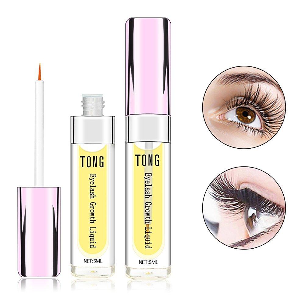 9089810e012 Get Quotations · Nourishing Eyelash Growth Serum, Eyelash Growth Liquid,  Eyelash Conditioner, Grows Longer, Fuller