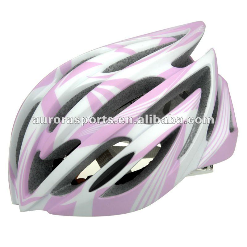 New Arrival Lady Bicycle Helmet/bicycle helmet in mould
