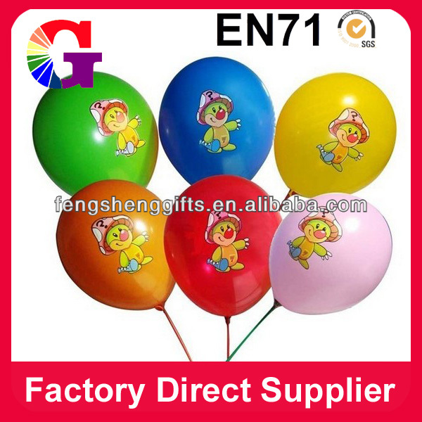 party balloon/birthday ballon/latex baloon for christmas and Halloween holiday
