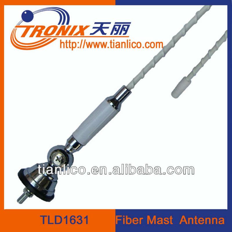 Rollin per tetto antenna radio AM//FM Antenna universale per auto a forma di pinna di squalo