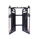 gym equipment factory dual adjustable pully cable crossover