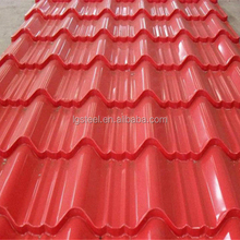 Color Coated Galvanized Corrugated Sheet in Coil
