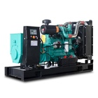 Powered by cummins engine 6LTAA8.9-G2 AC output 250kva diesel generator set