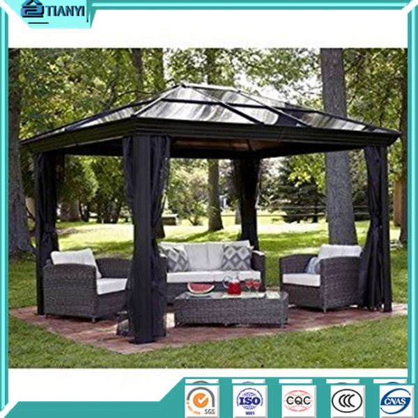 Metal Roof Gazebo, Metal Roof Gazebo Suppliers And Manufacturers At  Alibaba.com