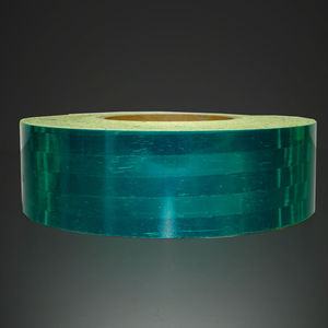 Retroreflective Film Tape, 50m Reflective Tape, 50M Reflective Stripes, Reflective Markings Roll DM-BRT-1968GR