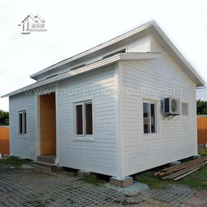 Hot Sale Small Wooden House Design Used Steel Chicken Broiler House Design Prefabricated House Philippines