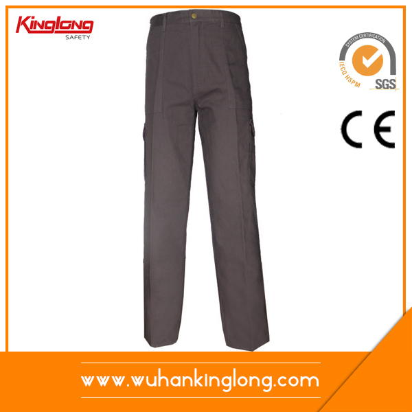 Safety Workwear Men's pants With high quality Factory Uniform pants