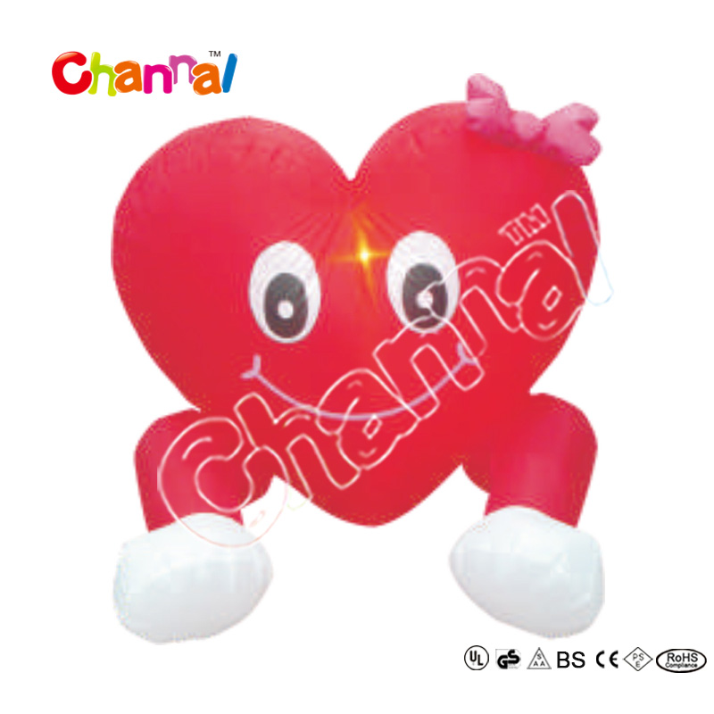 2017 Wholesale Valentine's Day Gifts Friendship Gifts for Girls /Lover Inflatable Items