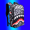New design cheap cute rucksack school bag, sublimation offset printed cartoon anime animal monster backpack rucksack mochila