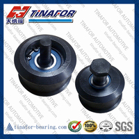 TINAFOR Replacement Parts Belt Tensioner Pulley OE 245-100120