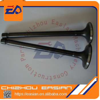 Tractor Parts 3g82 4g82 Engine Valves For Intake Valve Md113238 Exhaust  Valve Md113239 Fit For Mitsubishi - Buy Tractor Parts 3g82 4g82 Engine  Valves