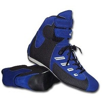 Go Kart Race Shoes/flame /Sued Leather/Go Kart Draving shoes with Embroidery