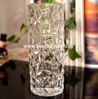 Fashion Crystal Glass Vase