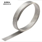 Low price flat copper braid wire 8mm for slot car
