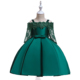 Girl Frock Pattern Kids Evening Gown Latest Children Dress Design Baby Birthday Party Dress