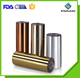 Coated Metalized Silver Pet Film, MPET/CPP/BOPP/PVC