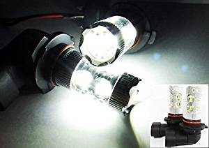 LEDIN HB4 CREE XB-D Projector LED HL Low Beam Headlight Bulb High Power 9006 50W White