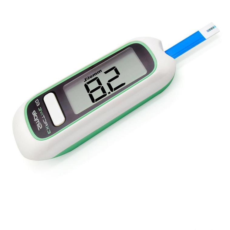 جهاز قياس جلوكوز الدم السكر السكري الرقمي للبيع معدات اختبارات