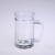 Transparent Hot sales beer mug