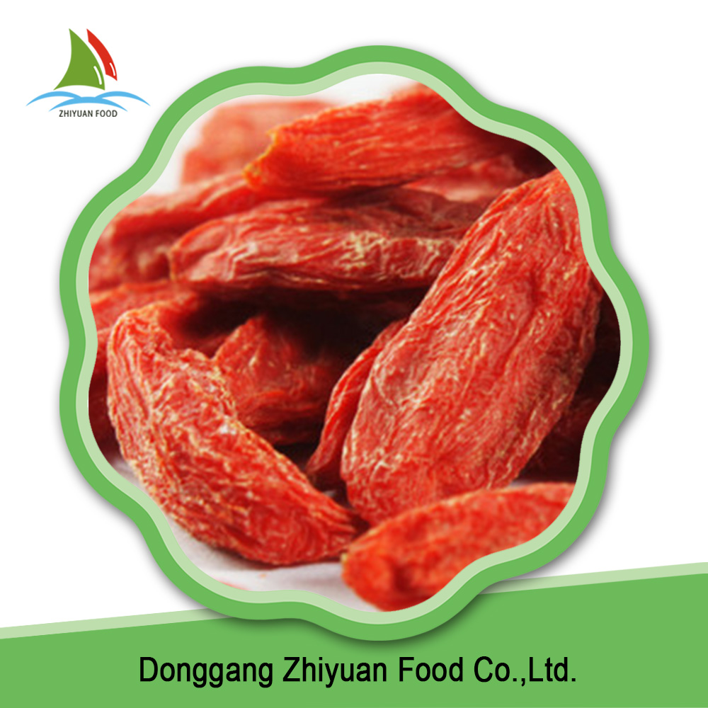 Top quality reasonable price organic dried goji berry from China