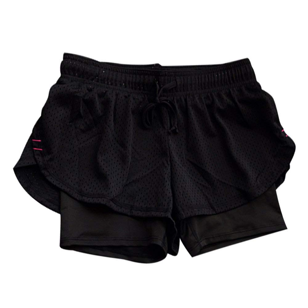 Get Quotations  C2 B7 Feilv Active Mesh  Run Sport Shorts For Petites Girls Teens