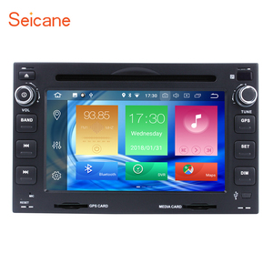 6.2 Inch Radio DVD Player Android 8.0 HD Touchscreen for 2001-2011 VW Volkswagen MK5 Passat B5 with WIFI Bluetooth Music