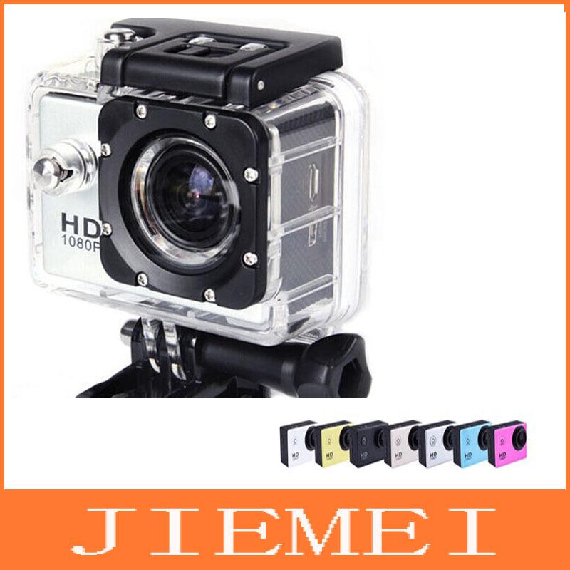 Action Camera Sport DVR Diving 30 Meter Waterproof Camera 1080P Full HD SJ4000