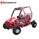 four wheel chain drive off road adult pedal go karts/mini ATV 110cc for sale