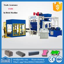 10-15 automatic concrete batching plant /automatic concrete block machine line