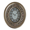 Large fantasy wall clock wall decorative horloge WB8070NY