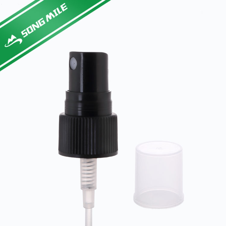 New type plastic good effect mist sprayer for cosmetics products